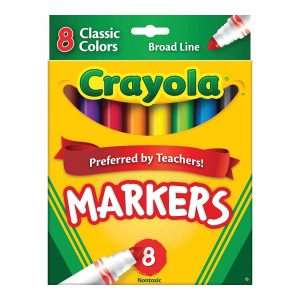 Crayola Marcadores Clásicos